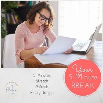 5 Minute Stretch for Desk Workers