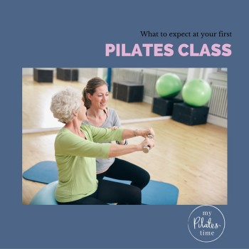 What to Expect in Your First Pilates Class