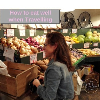How to eat well when travelling