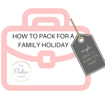 Tips for Packing for a Family Trip