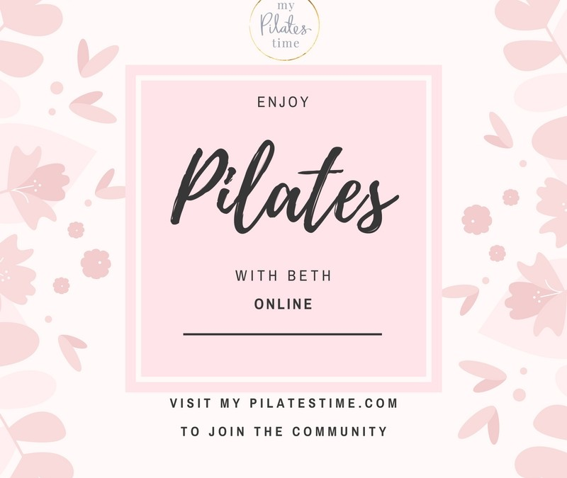 My Pilates Time Online Community